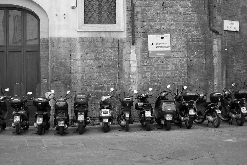 Mopeds by emmajc