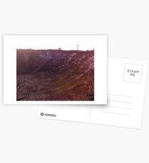Lochnagar Crater Postcards