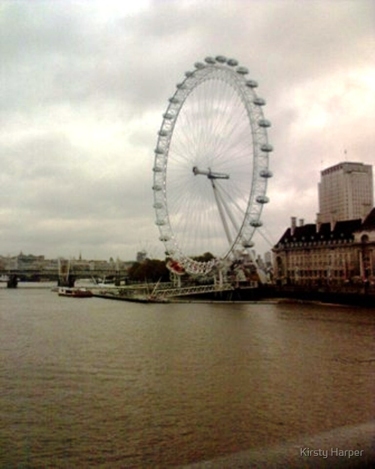 London Eye by Kirsty Harper