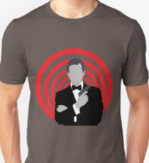 Roger Moore James Bond Unisex T-Shirt