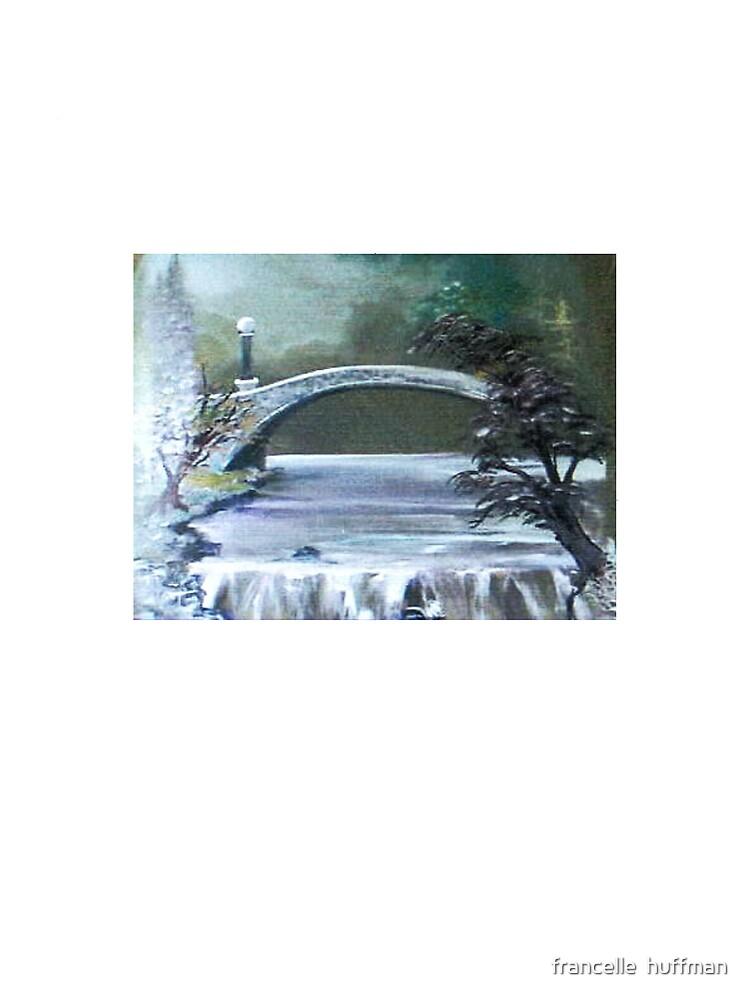 bridge over blue serenity by franniesbest