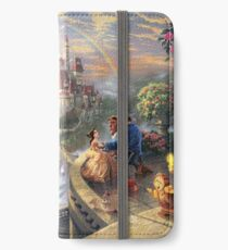 Beauty and the Beast iPhone Wallet