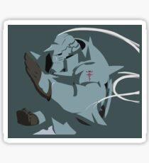Al Elric °w° Sticker