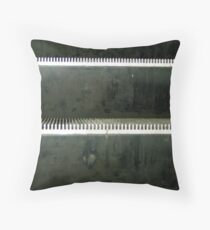 Escalators #02 Throw Pillow