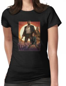 Logan Movie Womens Fitted T-Shirt