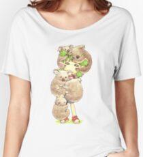 Yotsuba 1 Women's Relaxed Fit T-Shirt
