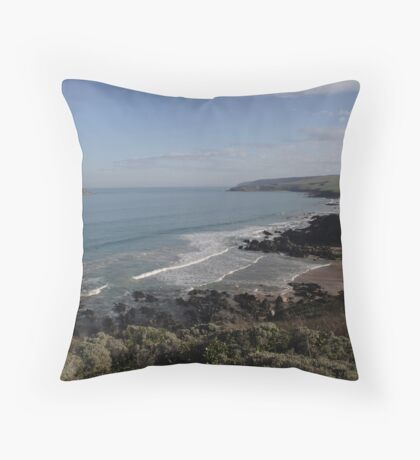 Rugged Throw Pillow