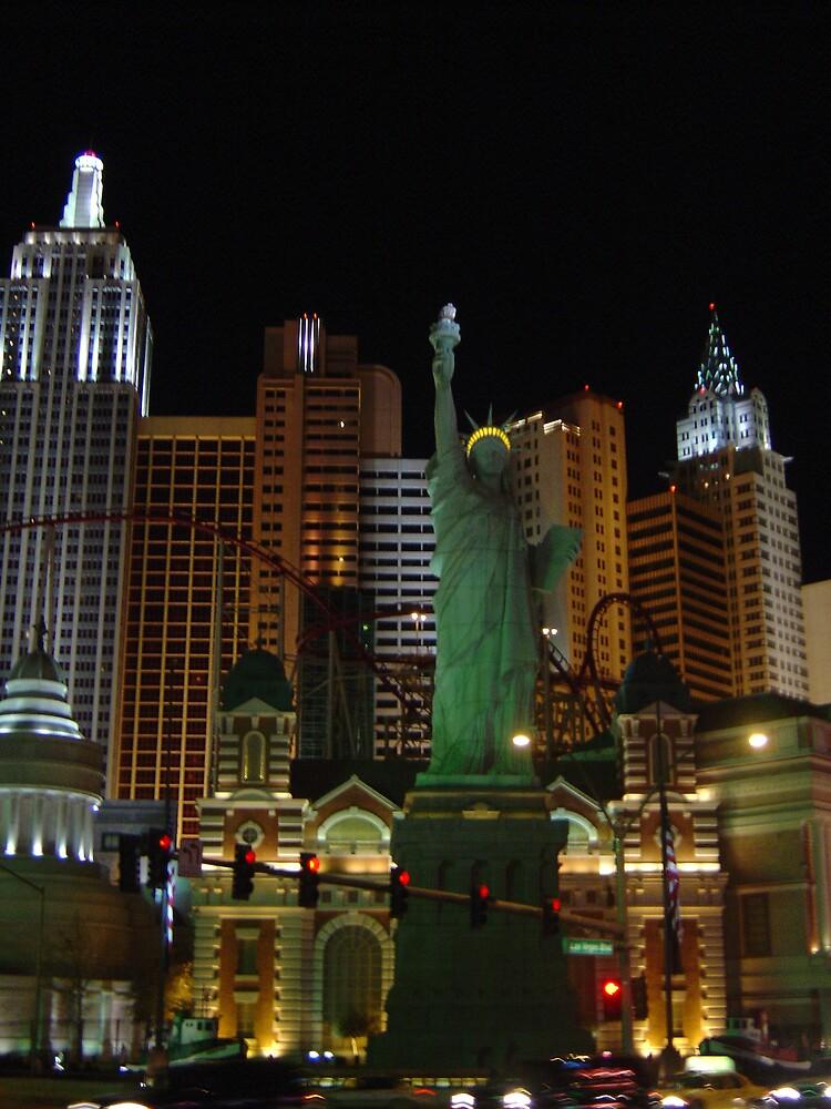 New York New York by Christian Montes