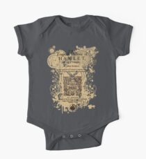 Shakespeare's Hamlet Front Piece One Piece - Short Sleeve