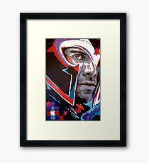 X-Men First Class Magneto Framed Print