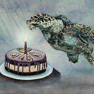 Schildkröte Geburtstag von AnnaShell