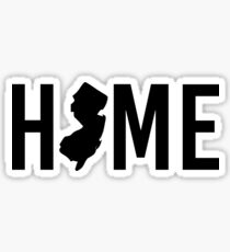 Home - New Jersey Sticker