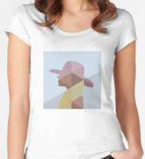 Lady Gaga, Joanne Women's Fitted Scoop T-Shirt