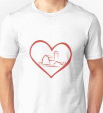 Barn Love Unisex T-Shirt