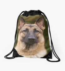 Yahtzee Portrait Drawstring Bag