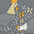Der frühe Vogel von Jacqueline Hurd