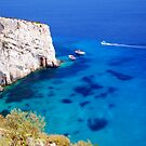 Greek Bay by Carl Osbourn