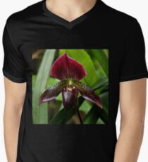 Lady's Slipper Orchid T-Shirt