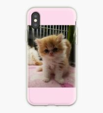 Shelter baby iPhone Case