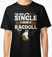 Ragdoll Cat Animal Kitten Classic T-Shirt