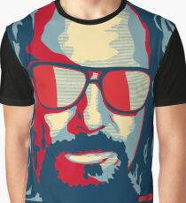 Abide - The Dude Tee T-Shirt Graphic T-Shirt