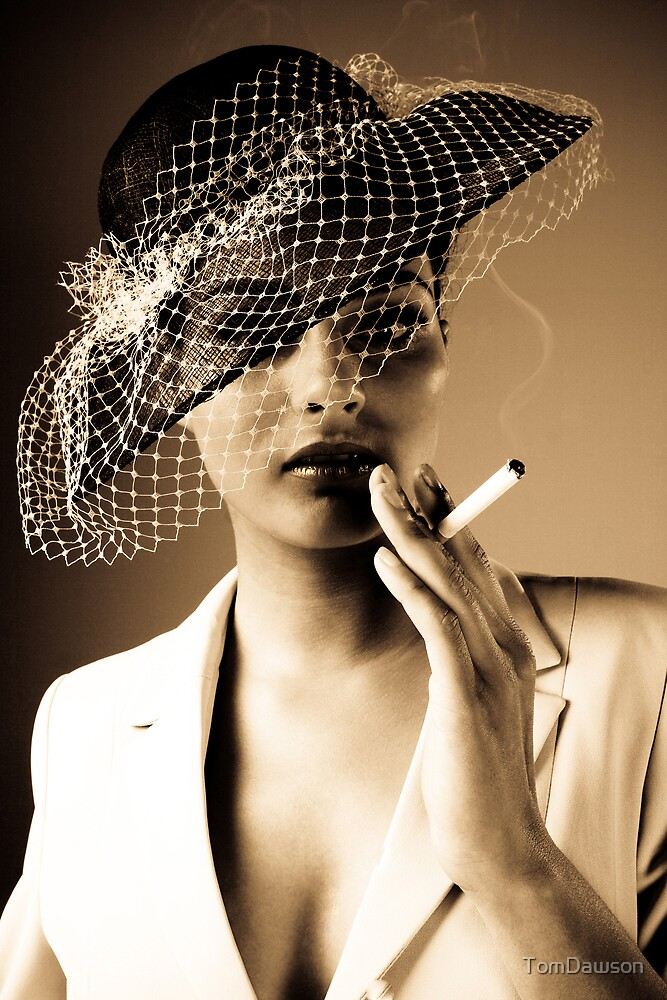 Smoking Hot by TomDawson