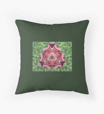 elemental design Throw Pillow