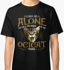 Ocicat Cat Pet Animal Classic T-Shirt