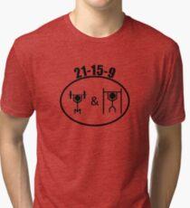 Fran: Thruster & Klimmzüge Vintage T-Shirt