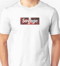 21 Savage Supreme Logo Unisex T-Shirt