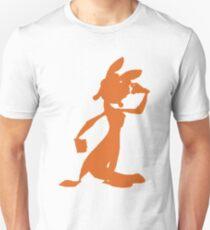 Daxter Silhouette - Orange Unisex T-Shirt