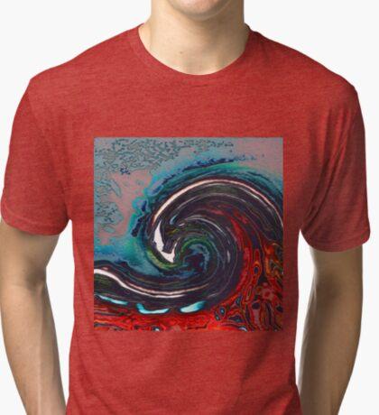 Wave 9 Tri-blend T-Shirt