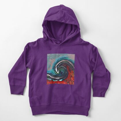 Wave 9 Toddler Pullover Hoodie