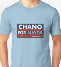 Chance the Rapper for Mayor T-Shirt