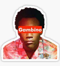 Childish Gambino Because the Internet x Supreme Sticker
