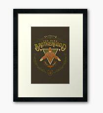 Dark Brotherhood Valenwood Framed Print
