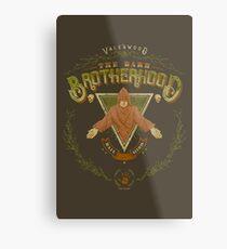 Dark Brotherhood Valenwood Metal Print