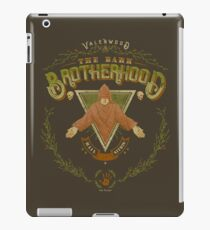 Dark Brotherhood Valenwood iPad Case/Skin