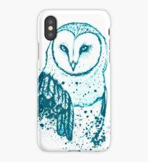 Owl Tee iPhone Case/Skin