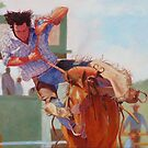 Life is a Hard Ride by Cary McAulay