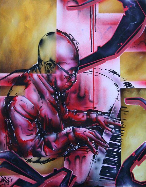 keys  by steve feltham
