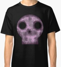 Purple Skull Decay Classic T-Shirt