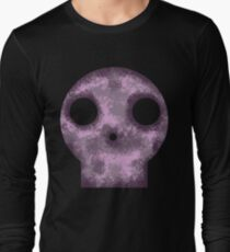 Purple Skull Decay T-Shirt