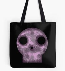 Purple Skull Decay Tote Bag