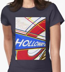 Holloway Road Womens Fitted T-Shirt
