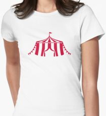 Circus Womens Fitted T-Shirt