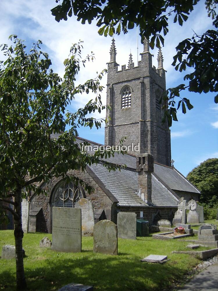 Stratton Church by imageworld