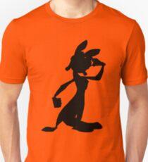 Daxter Silhouette - Black T-Shirt