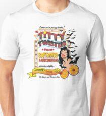 Von der Dämmerung bis zum Morgengrauen - weißer aztekischer Flieger Slim Fit T-Shirt