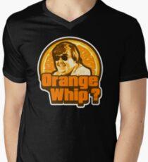 Orange Whip ? Men's V-Neck T-Shirt